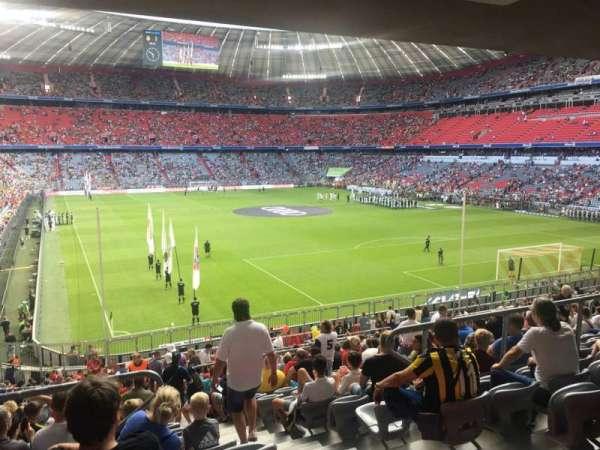 Allianz Arena, section: 128, row: 27, seat: 12