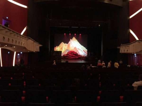 Deutsches Theater, section: Parkett, row: 23, seat: 21