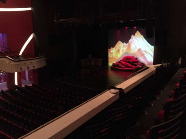 Deutsches Theater, section: Balkon Flügel Rechts, row: 3, seat: 15