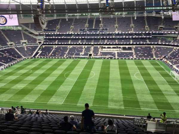 Tottenham Hotspur Stadium, section: 524, row: 23, seat: 793