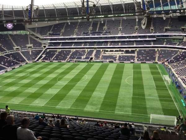 Tottenham Hotspur Stadium Section 523 Home Of Tottenham Hotspur