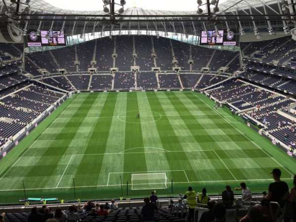 Tottenham Hotspur Stadium, section: 515, row: 21, seat: 507