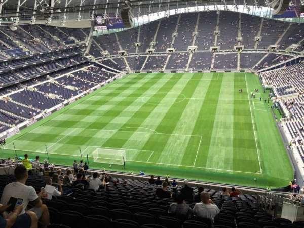 Tottenham Hotspur Stadium, section: 513, row: 22, seat: 442