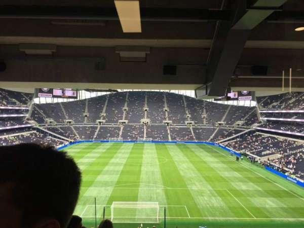 Tottenham Hotspur Stadium, section: 420, row: 16, seat: 372