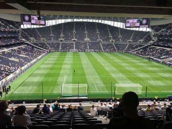 Tottenham Hotspur Stadium, section: 421, row: 16, seat: 405