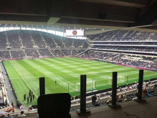 Tottenham Hotspur Stadium, section: 423, row: 16, seat: 458