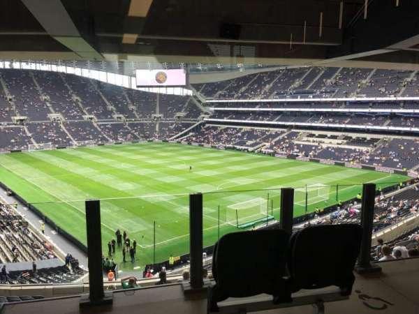 Tottenham Hotspur Stadium, section: 424, row: 16, seat: 480