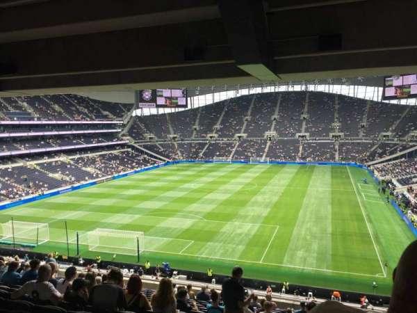 Tottenham Hotspur Stadium, section: 418, row: 16, seat: 311