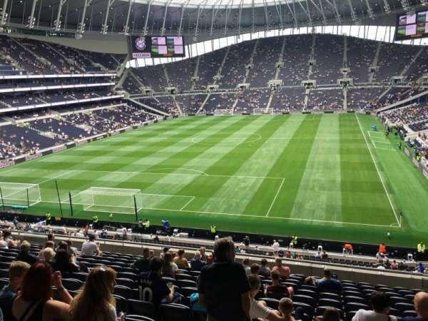 Tottenham Hotspur Stadium, section: 418, row: 15, seat: 312