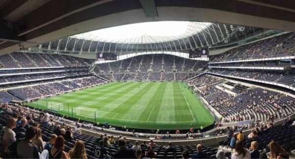 Tottenham Hotspur Stadium, section: 418, row: 15, seat: 313