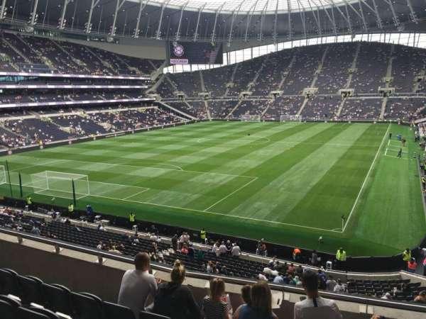 Tottenham Hotspur Stadium, section: 417, row: 5, seat: 288