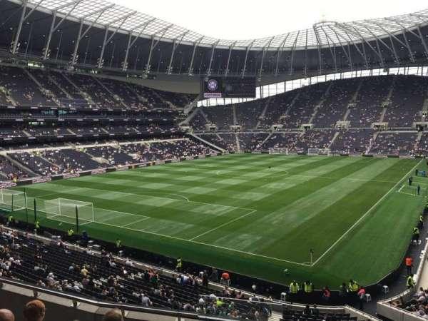 Tottenham Hotspur Stadium, section: 417, row: 6, seat: 270