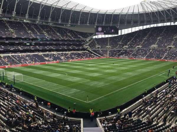 Tottenham Hotspur Stadium, section: 416, row: 4, seat: 242