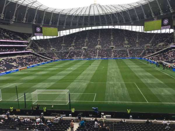 Tottenham Hotspur Stadium, section: 419, row: 3, seat: 342
