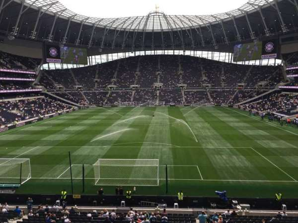 Tottenham Hotspur Stadium, section: 420, row: 3, seat: 360