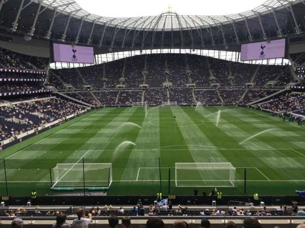 Tottenham Hotspur Stadium, section: 421, row: 8, seat: 382