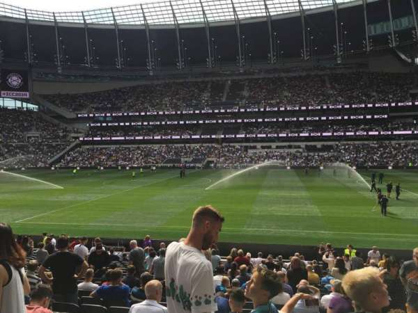 Tottenham Hotspur Stadium, section: 119, row: 23, seat: 597
