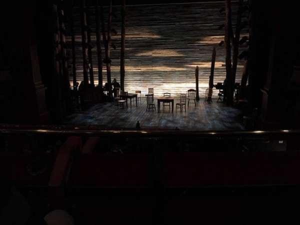Phoenix Theatre, section: Dress Circle, row: B, seat: 12