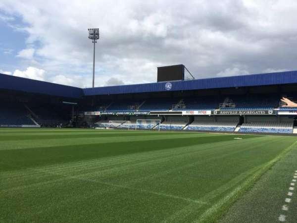 Loftus Road, section: Players Box