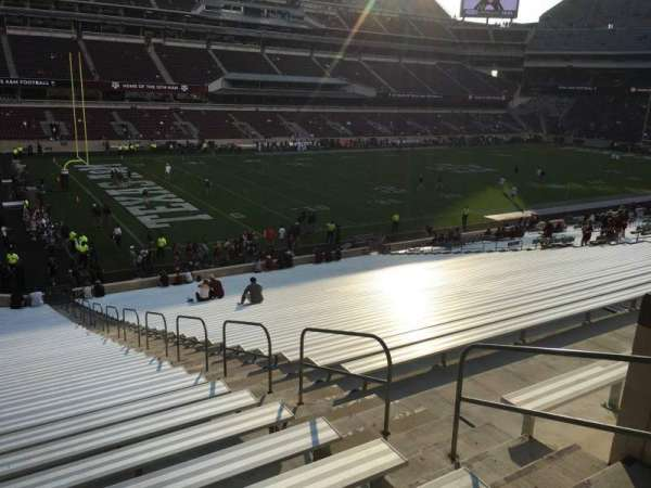 Kyle Field, section: 129, row: 7, seat: 4