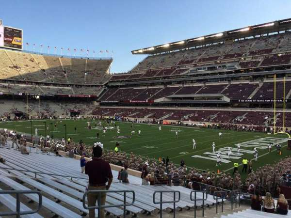 Kyle Field, section: 121, row: 26, seat: 24