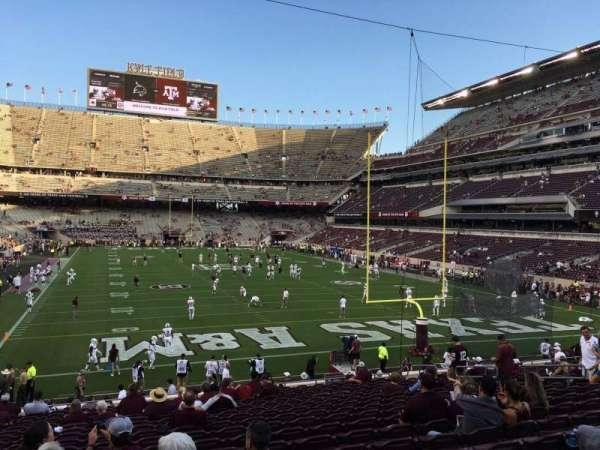 Kyle Field, section: 118, row: 24, seat: 17