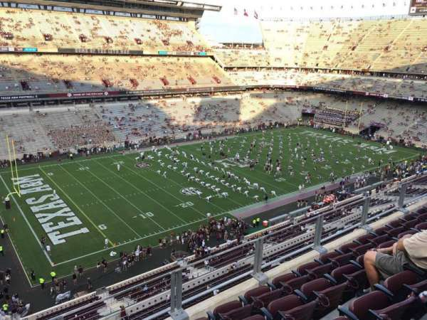 Kyle Field, section: 311, row: 5, seat: 23