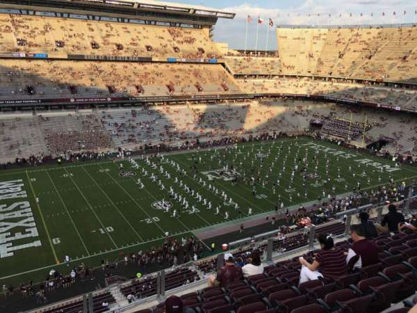 Kyle Field, section: 310, row: 8, seat: 24
