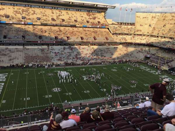 Kyle Field, section: 309, row: 10, seat: 15