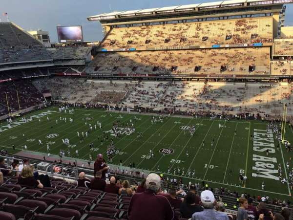 Kyle Field, section: 304, row: 10, seat: 12