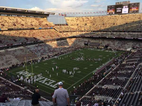 Kyle Field, section: 314, row: 13, seat: 9