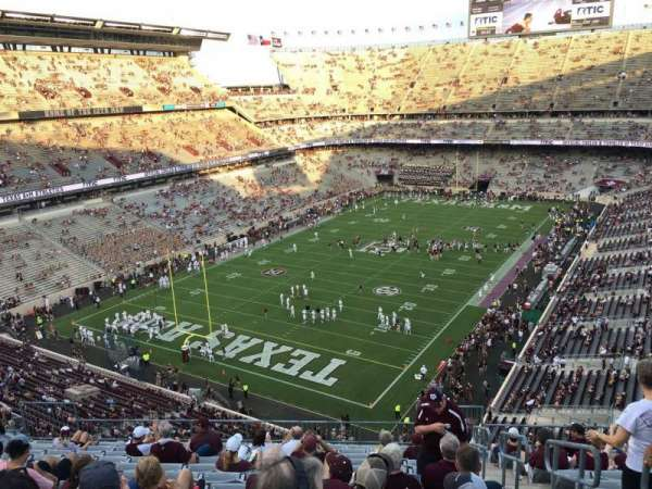 Kyle Field, section: 316, row: 13, seat: 2
