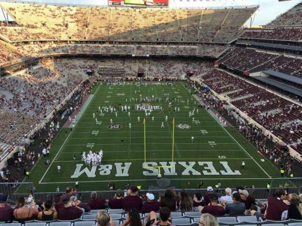 Kyle Field, section: 321, row: 10, seat: 10