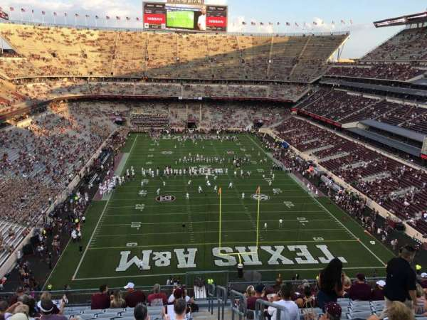 Kyle Field, section: 322, row: 12, seat: 1