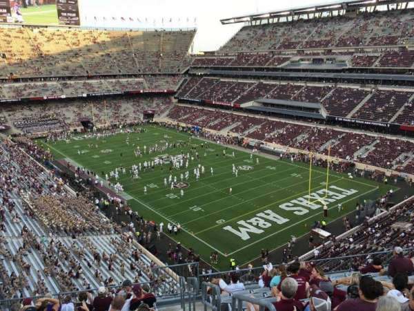 Kyle Field, section: 327, row: 11, seat: 1