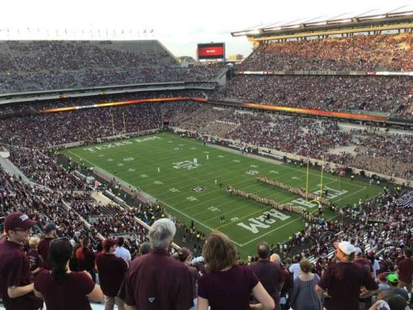 Kyle Field, section: 350, row: 25, seat: 14