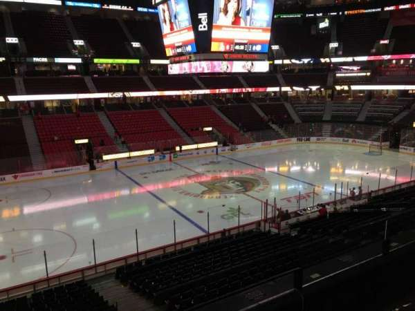 Canadian Tire Centre, section: 224, row: C, seat: 6