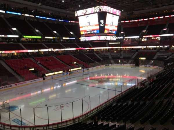Canadian Tire Centre, section: 226, row: A, seat: 5