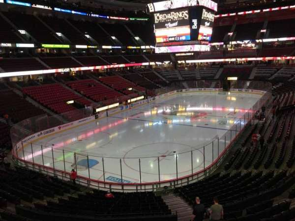 Canadian Tire Centre, section: 227, row: C, seat: 6