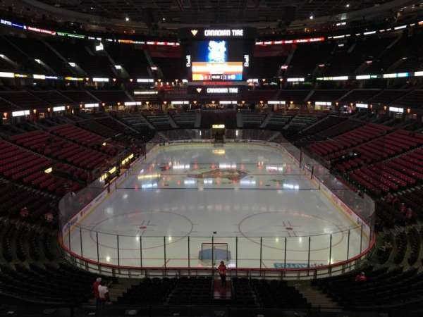 Canadian Tire Centre, section: 201, row: F, seat: 10