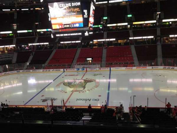Canadian Tire Centre, section: 207, row: F, seat: 13