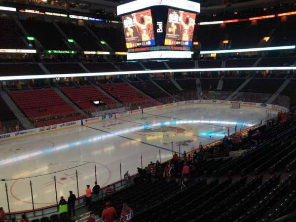 Canadian Tire Centre, section: 211, row: B, seat: 8