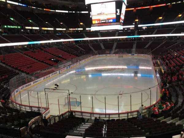 Canadian Tire Centre, section: 214, row: A, seat: 7