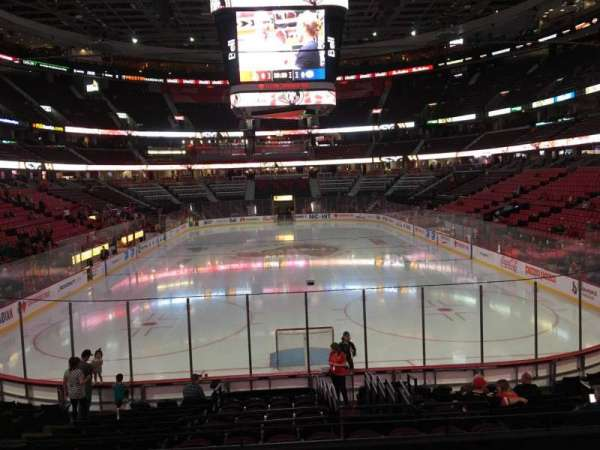 Canadian Tire Centre, section: 101, row: P, seat: 11