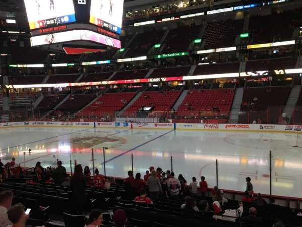 Canadian Tire Centre, section: 104, row: P, seat: 9