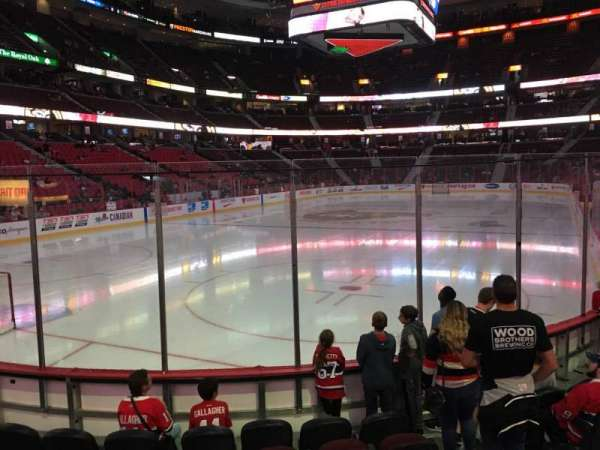 Canadian Tire Centre, section: 110, row: G, seat: 4
