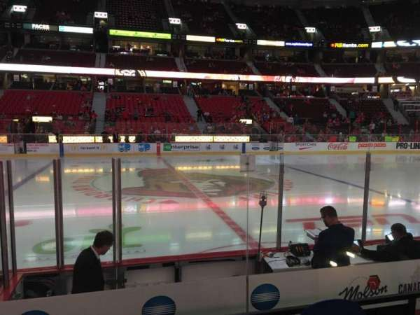 Canadian Tire Centre, section: 116, row: F, seat: 16
