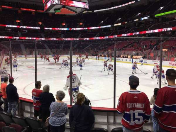 Canadian Tire Centre, section: 112, row: F, seat: 14