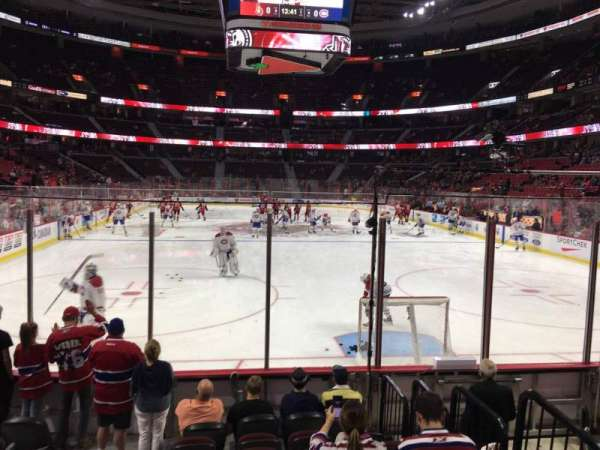Canadian Tire Centre, section: 111, row: G, seat: 16