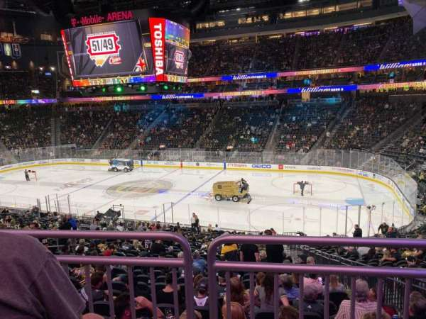 T Mobile Arena Section 7 Home Of Vegas Golden Knights